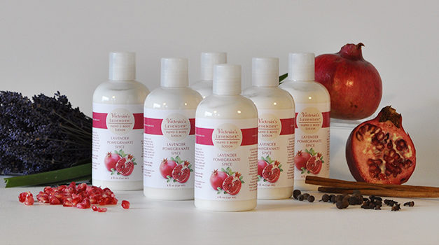 Pomegranate Spice Collection – Back for the Holidays